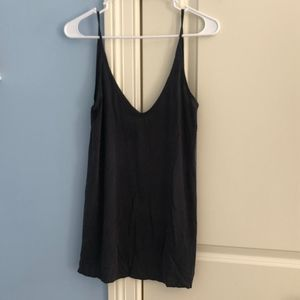 Urban Outfitters Navy Blue tank top